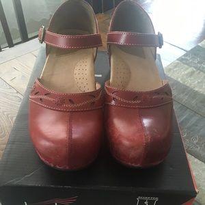 Shoes - Dansko Mary Janes
